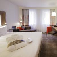 Hotelfotos Novotel Moscow City